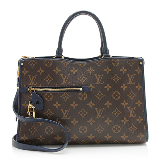 Louis Vuitton Monogram Canvas Popincourt PM Satchel