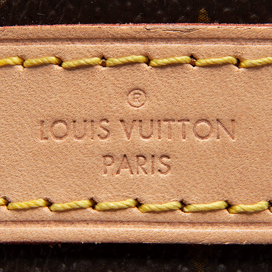Louis Vuitton Monogram Canvas Speedy 30 Bandouliere Satchel