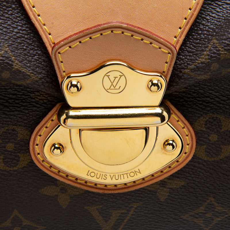 Louis Vuitton Monogram Canvas Stresa PM Shoulder Bag (SHF-12123)
