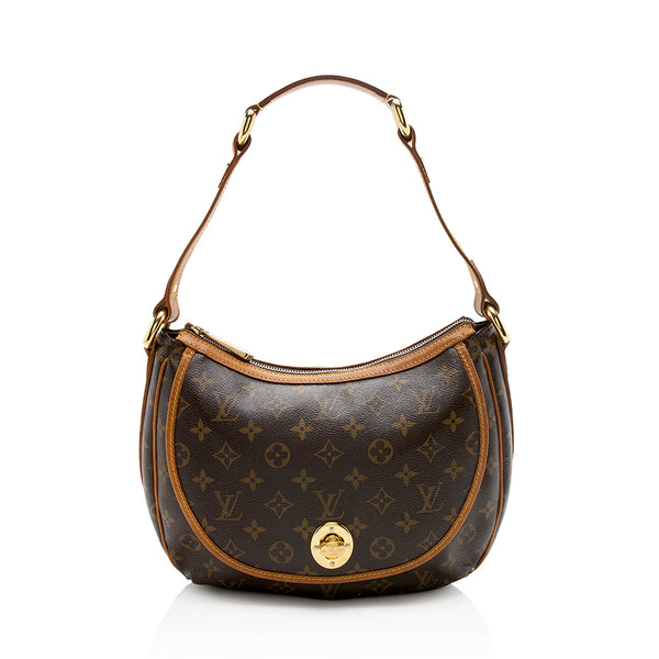 Louis Vuitton Monogram Canvas Tulum PM Shoulder Bag