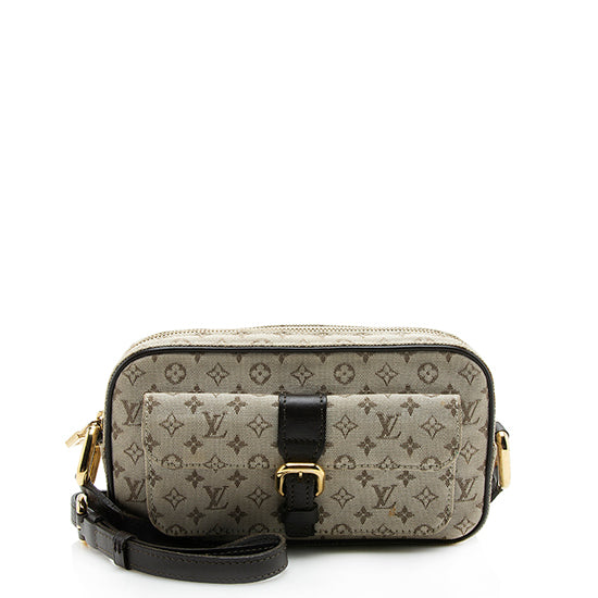 Louis Vuitton Monogram Mini Lin Juliette Crossbody Bag