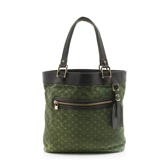 Louis Vuitton Monogram Mini Lin Lucille GM Tote