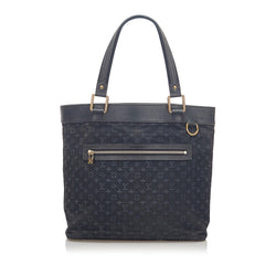 Louis Vuitton Monogram Mini Lin Lucille GM (SHG-18172)
