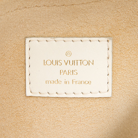 Louis Vuitton Monogram Mini Lin Trapeze GM Satchel