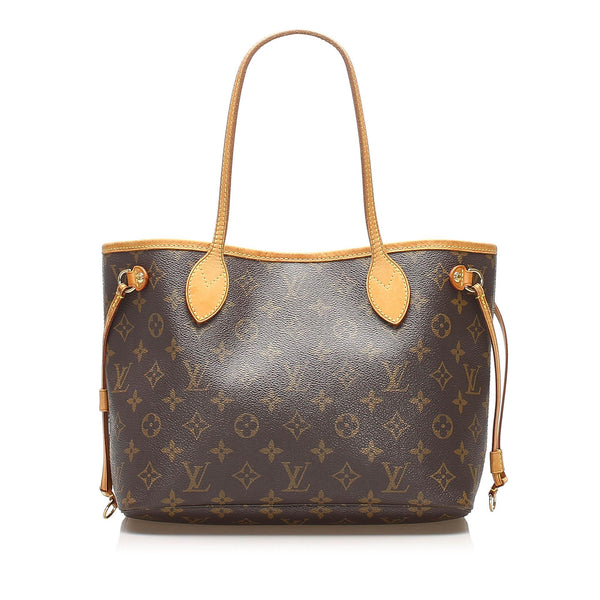 Louis Vuitton Monogram Neverfull PM (SHG-14856)