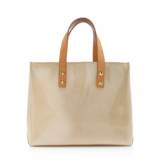 Louis Vuitton Monogram Vernis Reade PM Tote