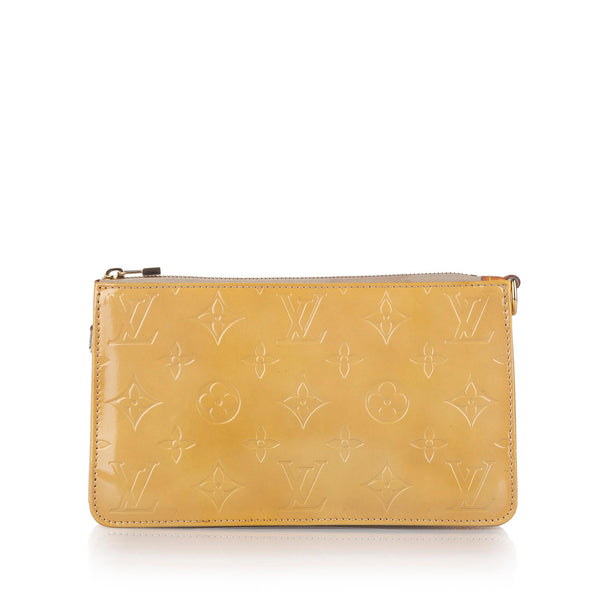 Louis Vuitton Vernis Lexington Pochette (SHG-18439)