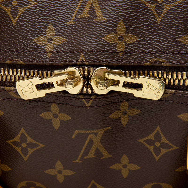 Louis Vuitton Vintage Monogram Canvas Keepall Bandouliere 60 Duffel Bag