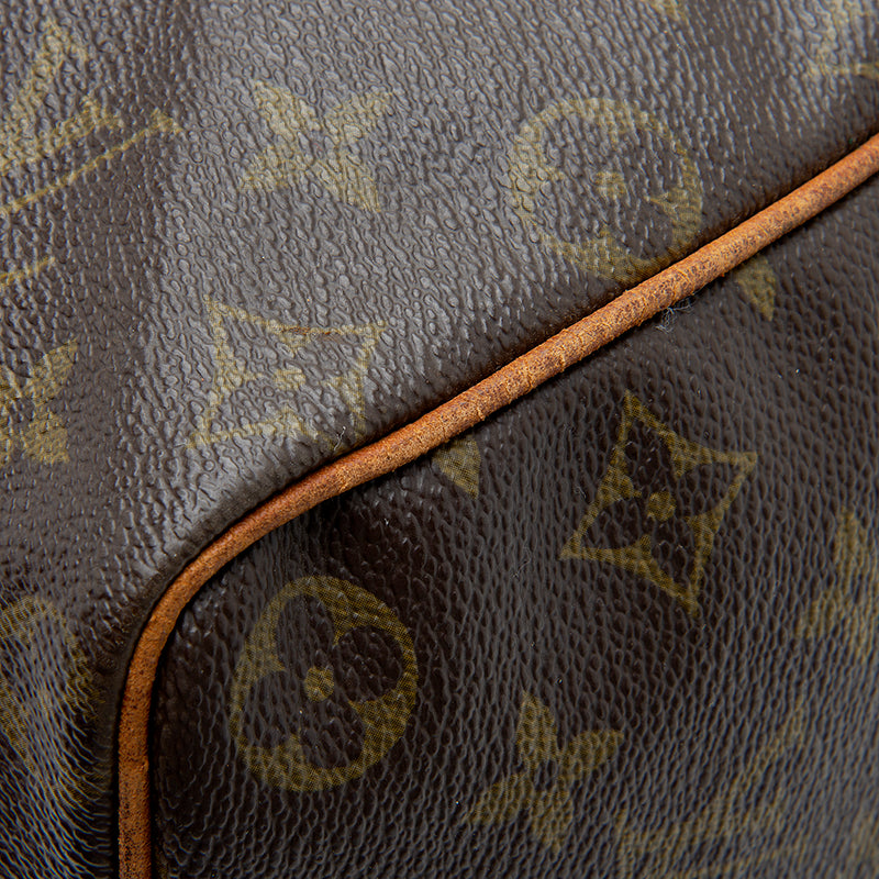 Louis Vuitton Vintage Monogram Canvas Speedy 40 Satchel - FINAL SALE (SHF-11892)