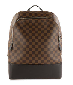 Louis Vuitton Jake Brown Damier Ébène Canvas Backpack