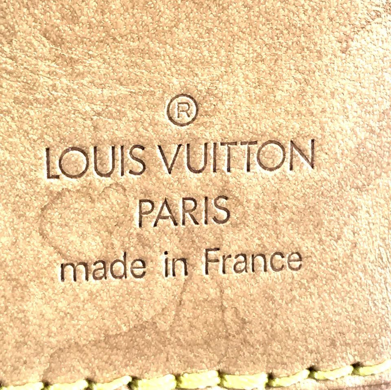 Louis Vuitton Montsouris Rare and Discontinued Mm Mm Brown Monogram Canvas Backpack