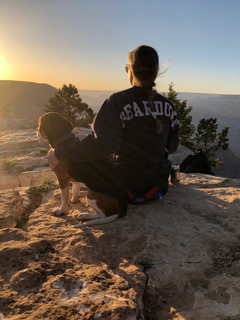National Parks Edition: A dog friendly guide to hiking the Grand Canyon