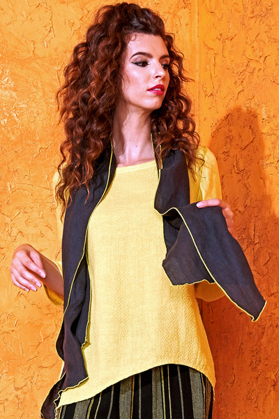 Asymmetric Top Canary