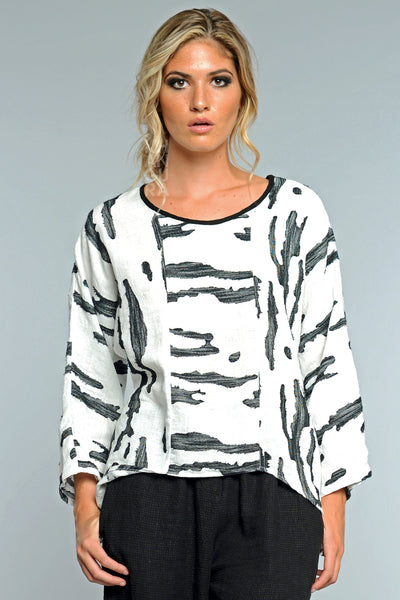 Wild Frolic Panel Top