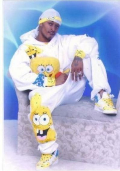 Spongebob gangster