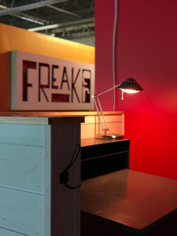 Inside the Freaker office