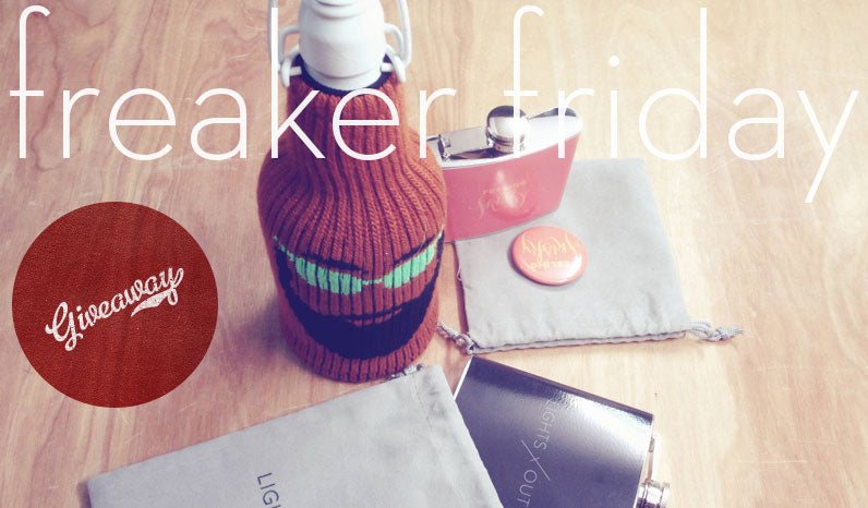 freaker friday flask giveaway