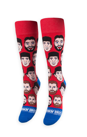 The Drinkin' Bros Podcast Socks