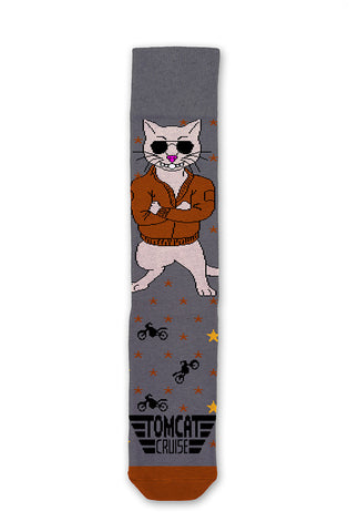 Tom Cat Cruise Socks