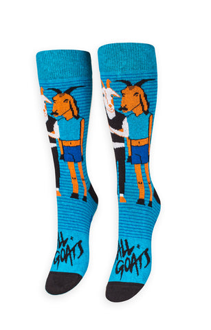 Hall and Goats Socks