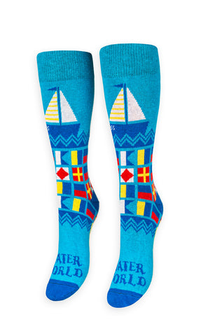 Water World Socks