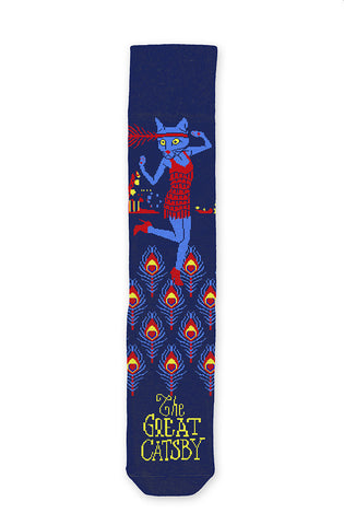 The Great Catsby Socks