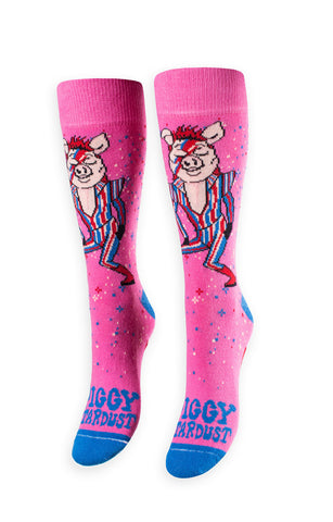 Piggy Stardust Socks