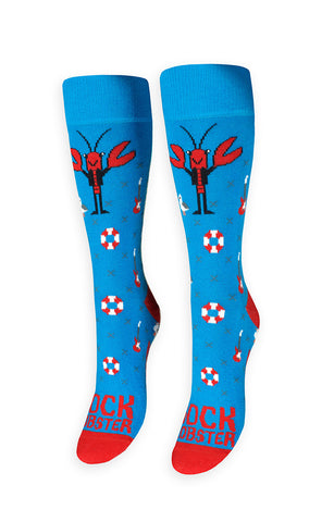 Sock Lobster Socks