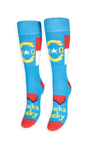 Cackalacky (North Carolina) Socks