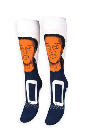 DeAndre Hopkins Socks