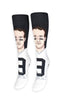 Drew Brees Socks