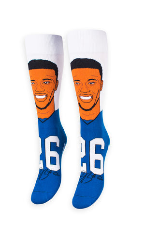Saquon Barkley Socks