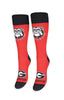 Georgia University Socks