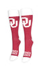 Oklahoma University Socks