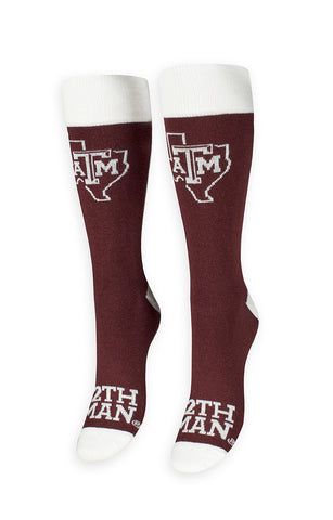 Texas A&M University Socks