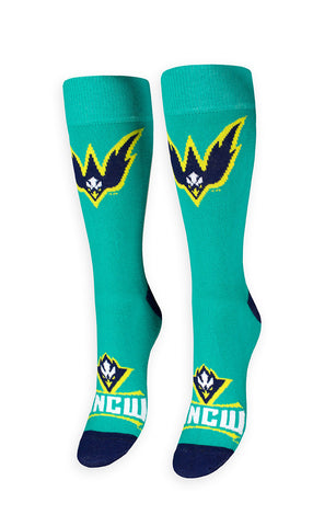 UNC Wilmington Socks