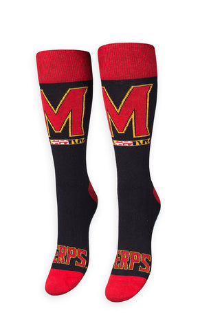 Maryland University Socks