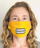 Get 5, Give 5 | Smiley Mask