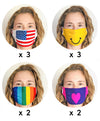 Get 10, Give 10 | Mix-N-Match Masks