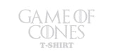 Game of Cones Shirt