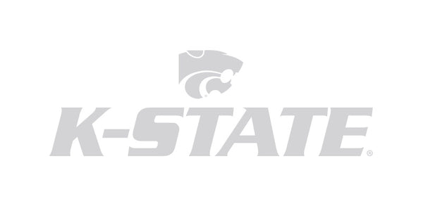 Kansas State - Grey/White
