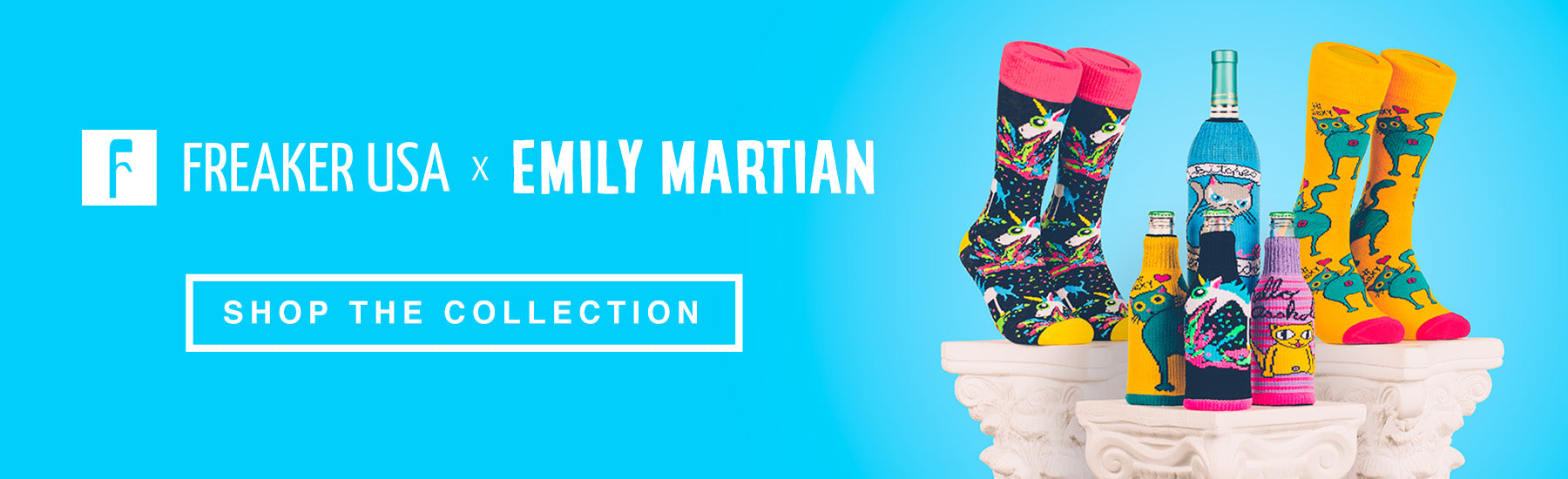 Shop our EMILY MARTIAN collection