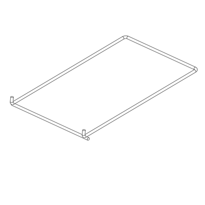 RR3KD Replacement Shelves (Set of 10)