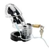 The Instigator Male Chastity Device 2.95 inches long
