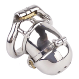 Double Locked Cock Male Chastity Device 2.56 inches long