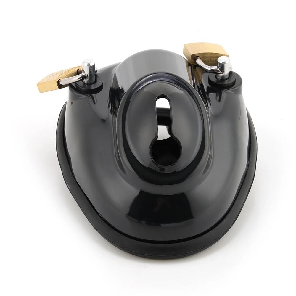 Solitary Confinement Male Chastity Device