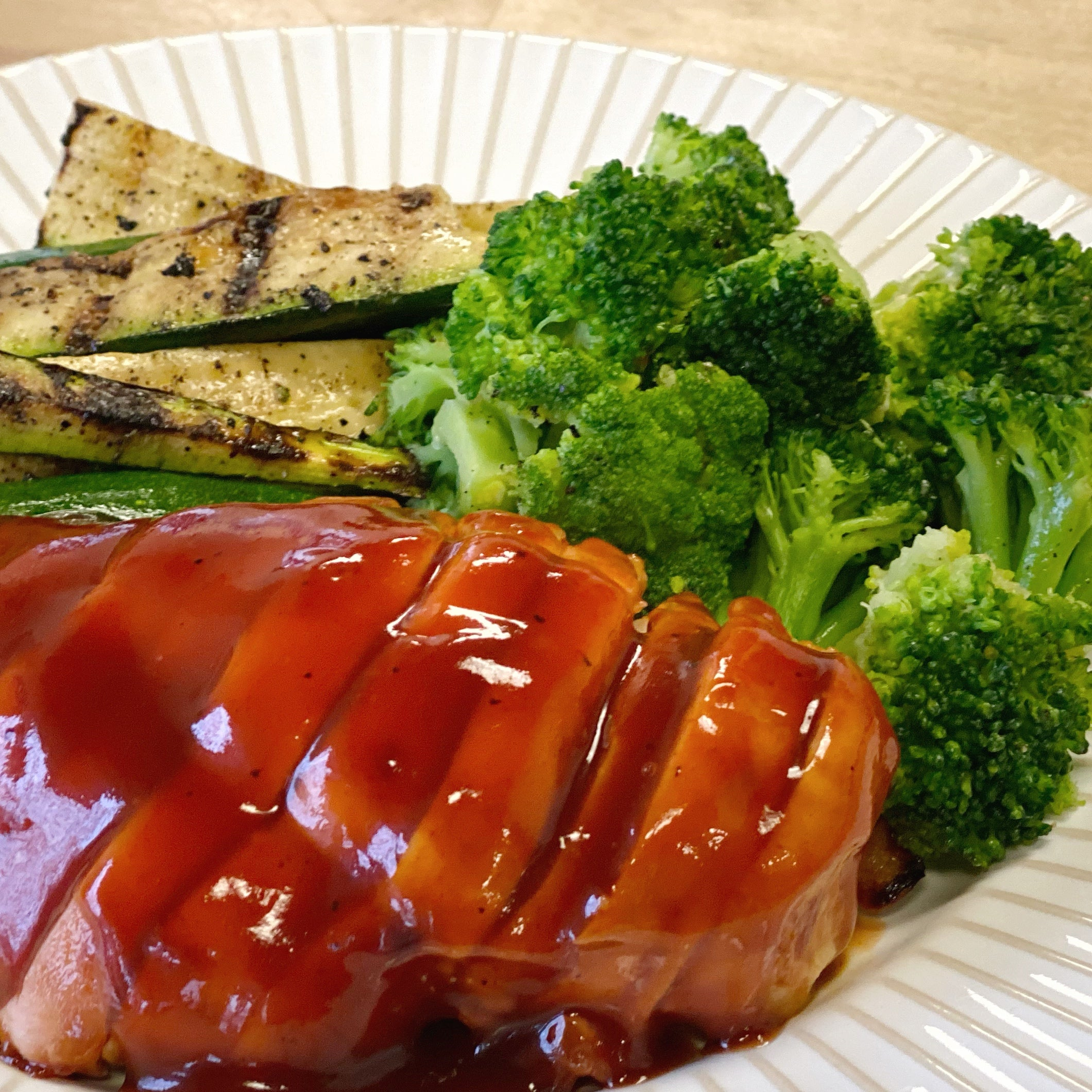 BBQ Chicken (Low Carb) | Kitchen 32