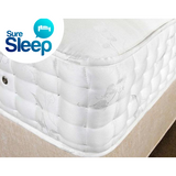 Utopia 2000 Pocket Ortho Double Mattress - Sure Sleep Beds Doncaster