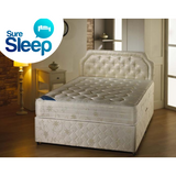 Ex Display -  Dorchester Double Divan Bed - Sure Sleep Beds Doncaster