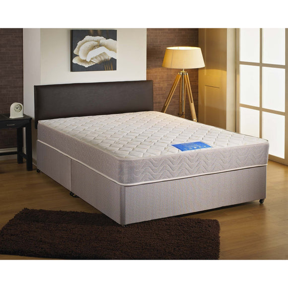 Cambridge King Size Divan Bed - Sure Sleep Beds Doncaster